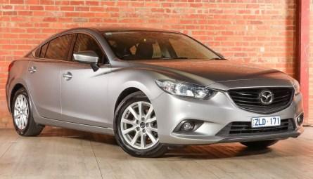 2012  Mazda 6 Sport Sedan