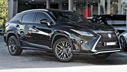 2017  Lexus RX Rx350 F Sport Wagon