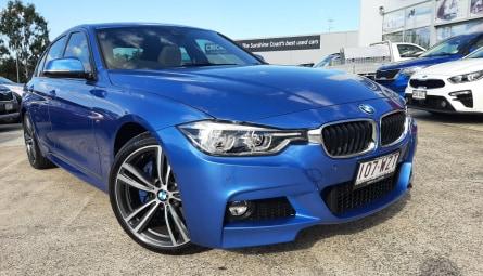 2016  BMW 3 Series 320d M Sport Sedan