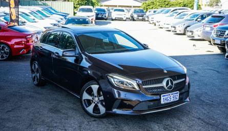 2016  Mercedes-Benz A-Class A200 Hatchback