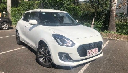 2018 Suzuki Swift GLX Turbo Hatchback