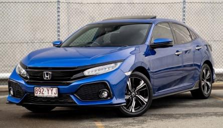 2019  Honda Civic Rs Hatchback