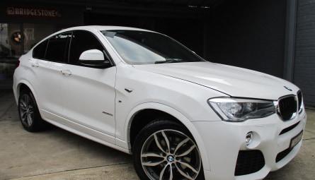 2015  BMW X4 Xdrive20i Coupe