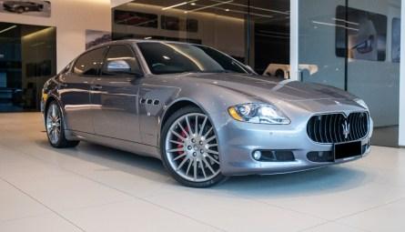 2011  Maserati Quattroporte Sport Gts Mc Sportline Sedan