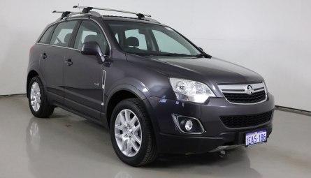 2012  Holden Captiva 5 Wagon