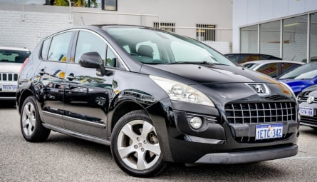 2014  Peugeot 3008 Active Suv