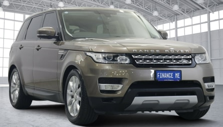 2014 Land Rover Range Rover Sport SDV6 HSE Wagon
