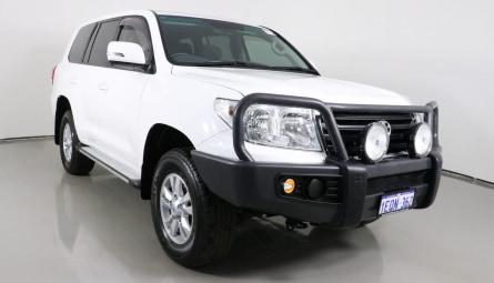 2014  Toyota Landcruiser Gxl Wagon