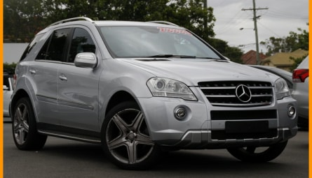2010 Mercedes-Benz M-Class ML350 Wagon