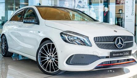 2017 Mercedes-Benz A-Class A250 Sport Hatchback