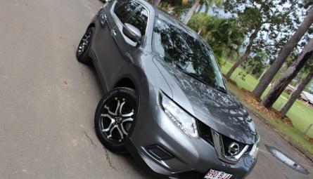 2016 Nissan X-Trail ST Wagon