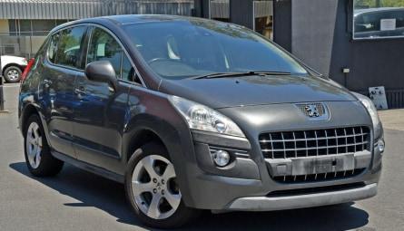 2010 Peugeot 3008 XSE SUV