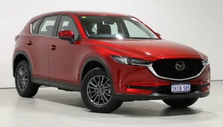 2020  Mazda CX-5 Maxx Sport Wagon