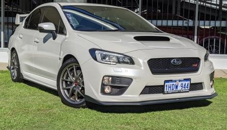 2015  Subaru WRX Sti Premium Sedan