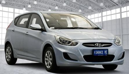 2011  Hyundai Accent Active Hatchback