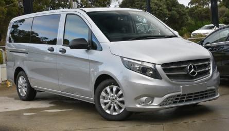 2020  Mercedes-Benz Valente 116cdi Wagon