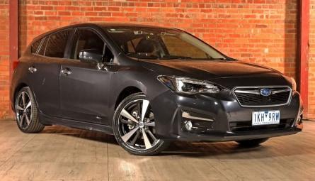 2017  Subaru Impreza 2.0i-s Hatchback