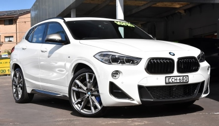 2019 BMW X2 M35i Coupe