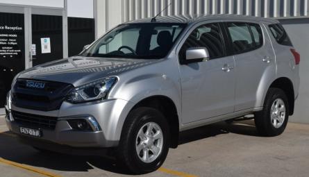 2019  Isuzu MU-X Ls-m Wagon