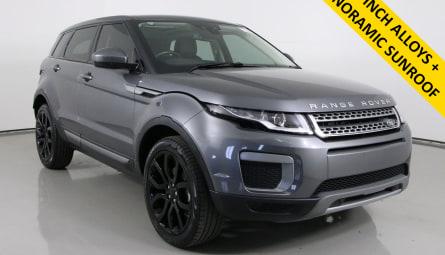2016  Land Rover Range Rover Evoque Td4 150 Se Wagon