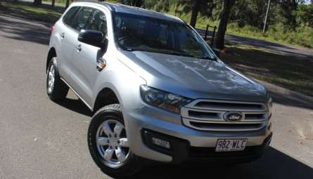 2015  Ford Everest Ambiente Wagon