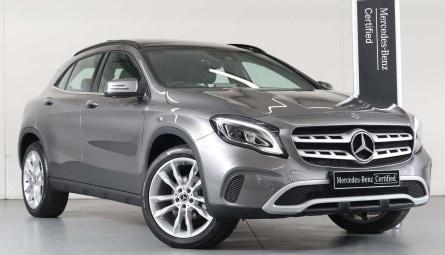 2019 Mercedes-Benz GLA-Class GLA180 Urban Edition Wagon