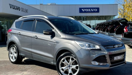2013  Ford Kuga Titanium Wagon