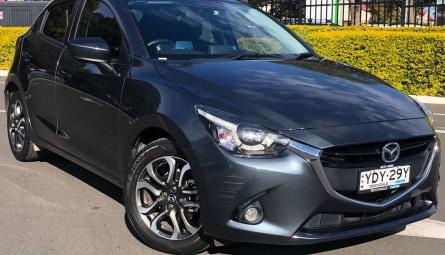 2016 Mazda 2 Genki Hatchback