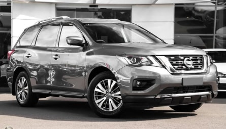 2019  Nissan Pathfinder St-l Wagon