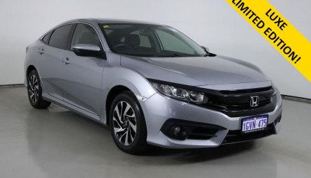 2019  Honda Civic Vti-s Luxe Sedan