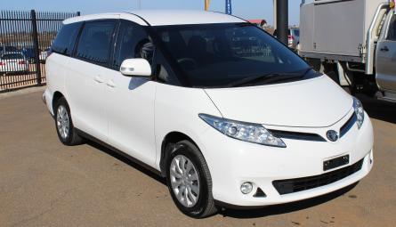 2018 Toyota Tarago GLi Wagon