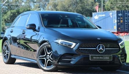 2019 Mercedes-Benz A-Class A180 Hatchback