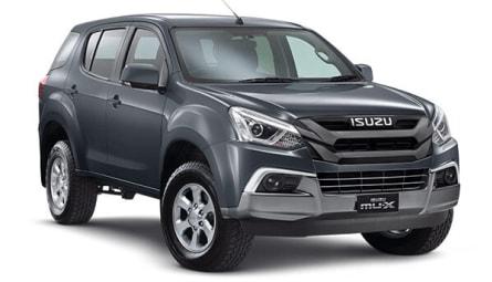 2020  Isuzu UTE MU-X Ls-m Wagon