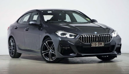 2021 BMW 2 Series 218i M Sport Gran Coupe