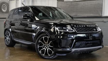 2019 Land Rover Range Rover Sport SDV6 225kW SE Wagon