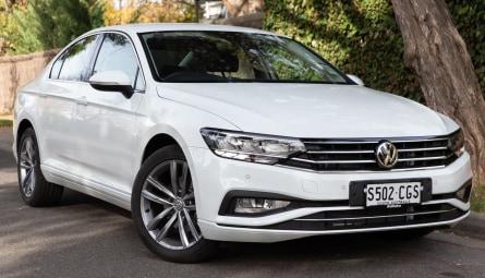 2020  Volkswagen Passat 140tsi Business Sedan