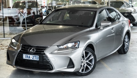2020 Lexus IS IS300 Luxury Sedan