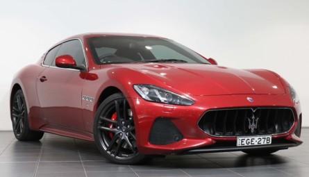 2019 Maserati GranTurismo Sport Coupe