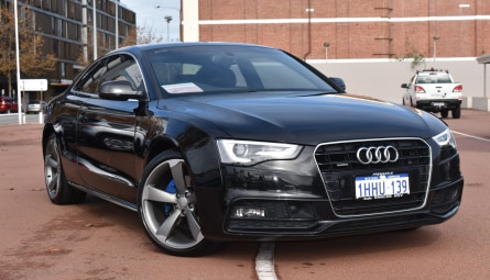 2016  Audi A5Coupe