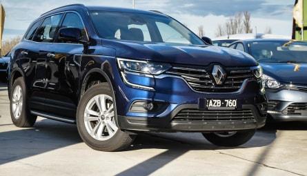 2018 Renault Koleos Life Wagon