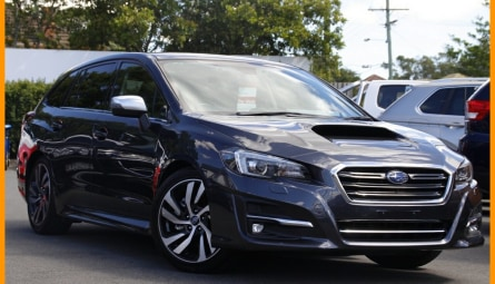 2018 Subaru Levorg 2.0 GT-S Wagon