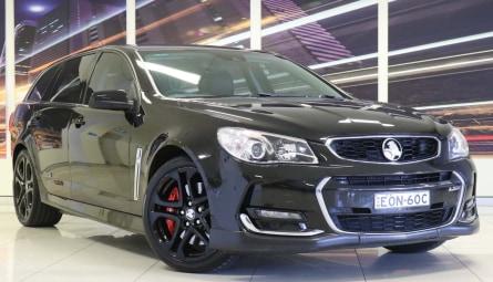2016  Holden Commodore Ss V Redline Sportwagon
