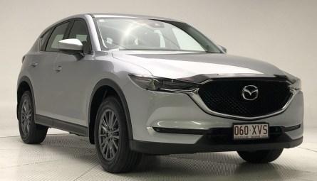 2018  Mazda CX-5 Maxx Sport Wagon