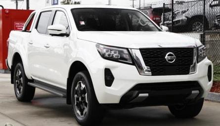 2021  Nissan Navara St-x Utility Dual Cab