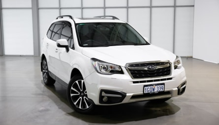 2018  Subaru Forester 2.5i-s Wagon