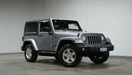 2014  Jeep Wrangler Freedom Softtop