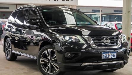 2017 Nissan Pathfinder Ti Wagon