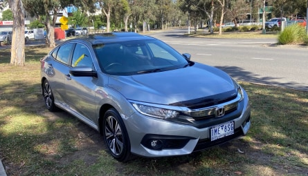 2017 Honda Civic VTi-LX Sedan