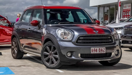 2016 MINI Countryman Cooper D Wagon