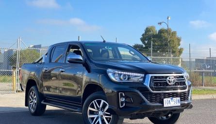 2018  Toyota HiLux Sr5 Utility Extra Cab